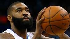 Kyle O'Quinn, while playing for the Orlando Magic,