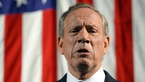 Ex-Gov. George Pataki announced for president in May.