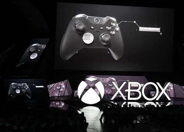 Microsoft Xbox announces a new 'Elite Wireless Controller'