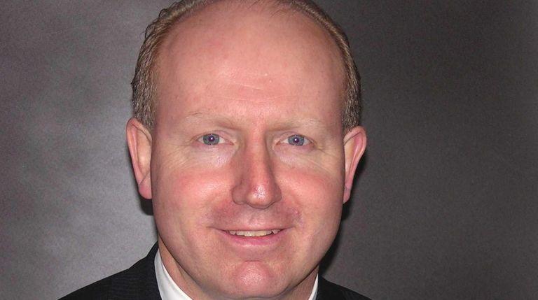 John Thomann of Huntington is seen in this