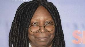 Whoopi Goldberg attends the premiere of 'Sister Act'