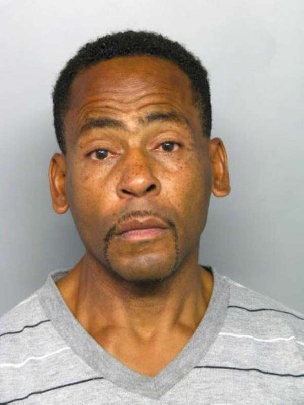 Michael Everett, 55, of Hempstead, was arrested and