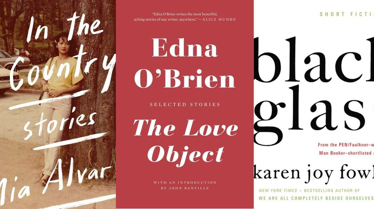 Short story collections from Mia Alvar, Edna O'Brien