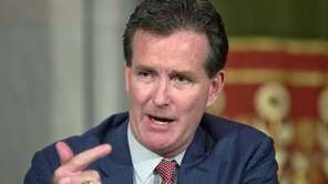 Senate Majority Leader John Flanagan (R-East Northport) at