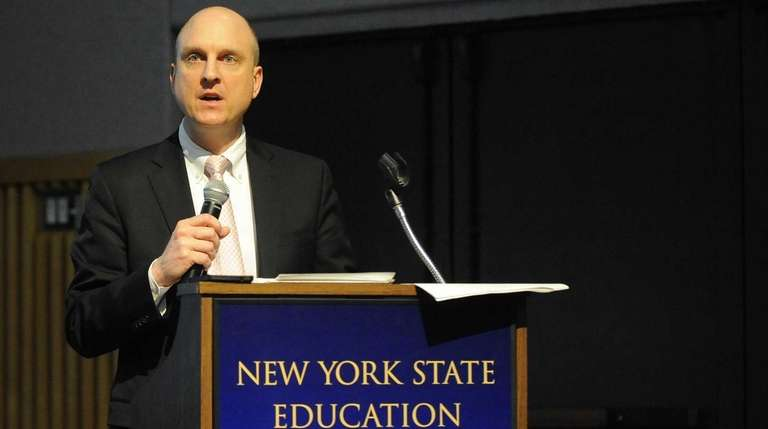 Ken Wagner, senior deputy commissioner for education policy