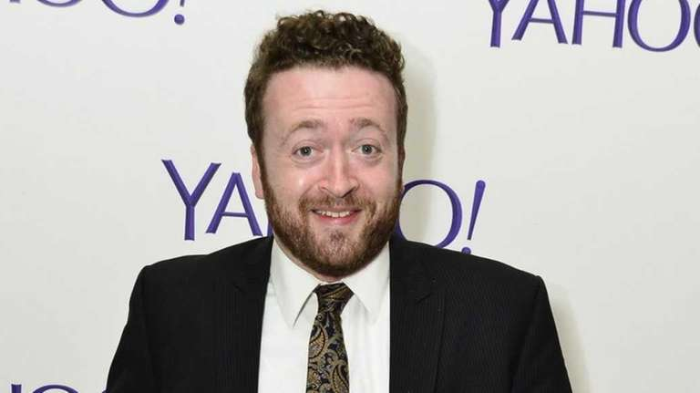 Actor Neil Casey attends Yahoo Screen Launch Party