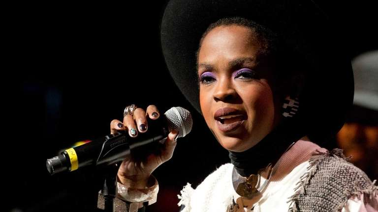 Lauryn Hill tackles six of the 16 songs