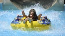 Splish Splash in Calverton features 20 water slides