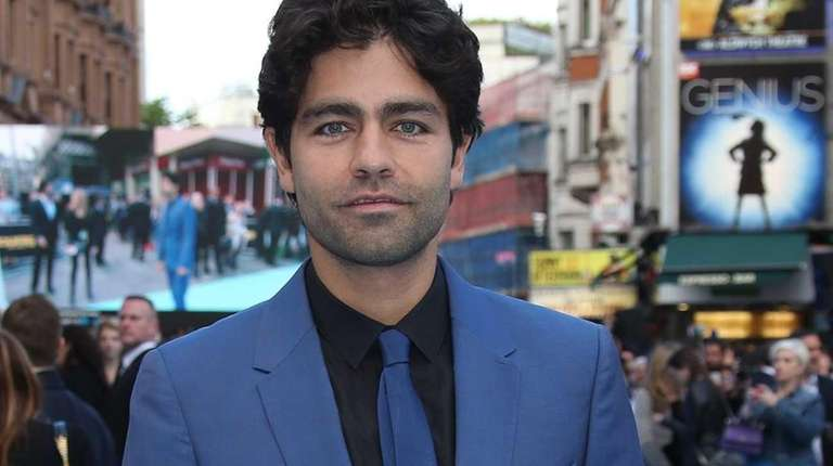 Actor and filmmaker Adrian Grenier is to be