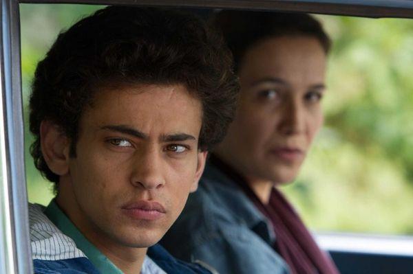 Eyad (Tawfeek Barhom) and Edna (Yael Abecassis) in