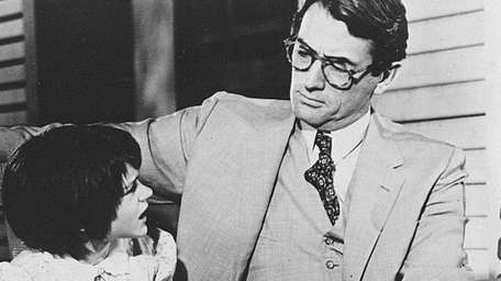 Gregory Peck in