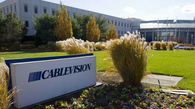 Cablevision Systems Corp. shares climbed more than 7