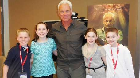 Jeremy Wade host of the Animal Planet show