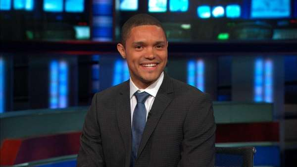 Trevor Noah will perform his stand-up comedy at