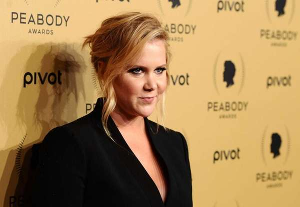 Comedian Amy Schumer attends the 74th annual Peabody