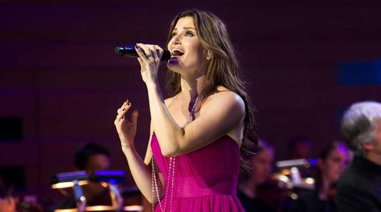Long Island native Idina Menzel's five-month world tour