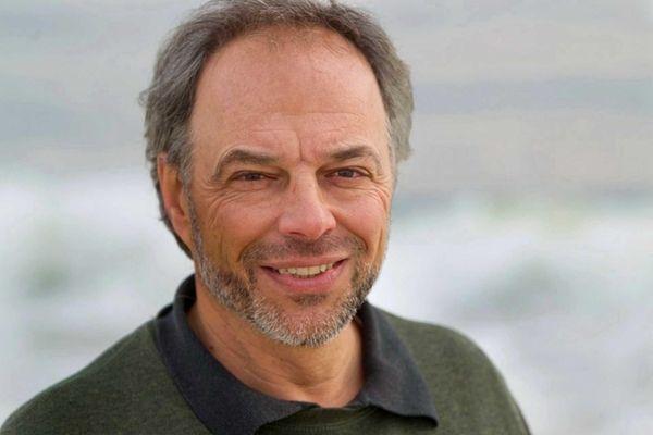 Stony Brook University professor Carl Safina, author of