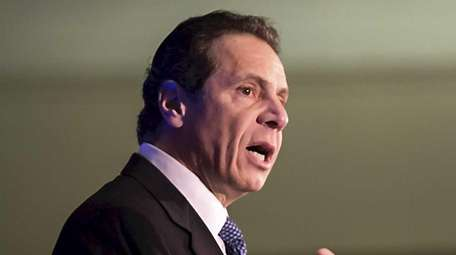 Gov. Andrew Cuomo has agreed to suspend some