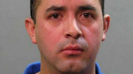 Juan Martinez-Landaverde, 34, of Glen Cove, was arrested