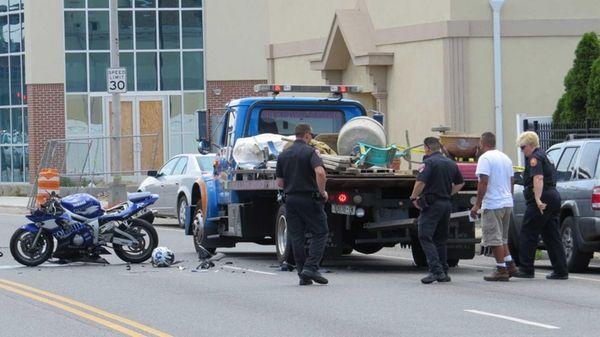 Edgar Menendez, 33, of Freeport, died Saturday morning,