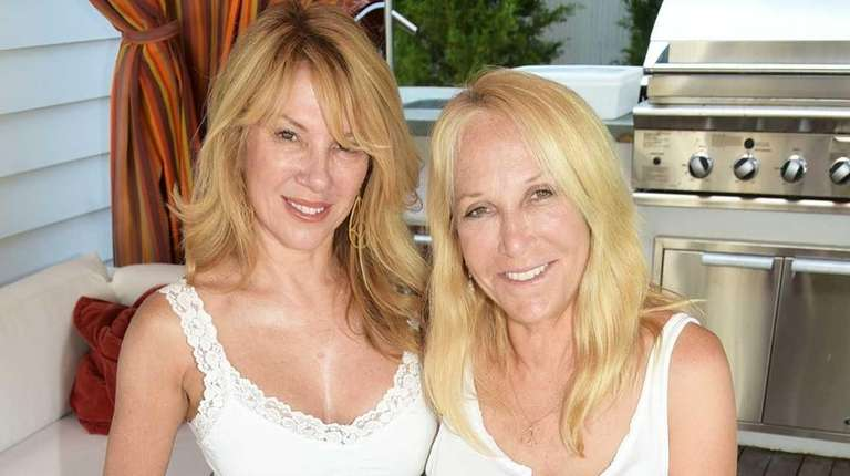 Ramona Singer and Missy Lubliner at the Last