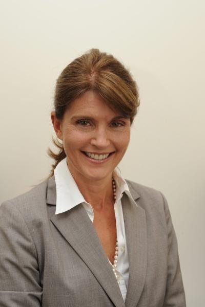 Anna E. Throne-Holst on Sept. 8, 2009.