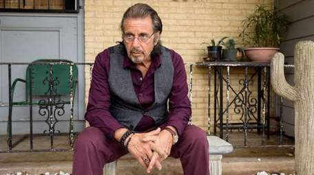Al Pacino plays A.J. Manglehorn in David Gordon
