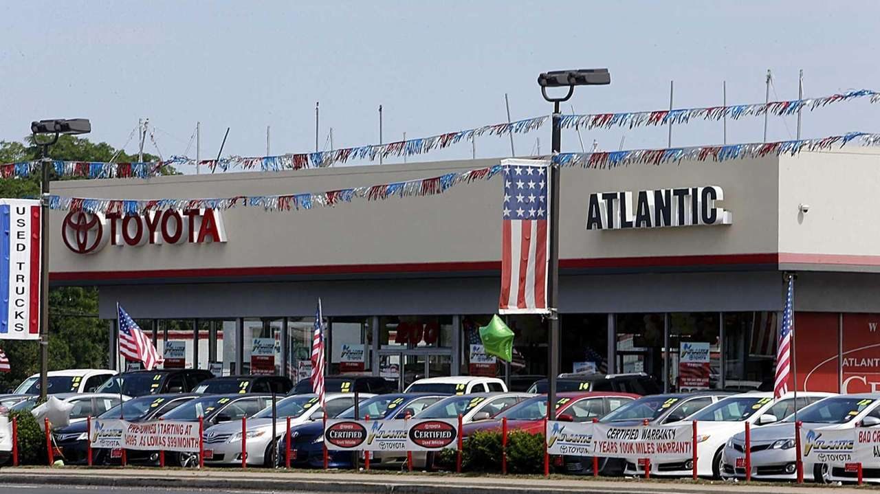 Atlantic chrysler dodge jeep ram - Atlantic Auto Group In 310 000 Settlement With State Attorney General Over Misleading Promotions And Fraudulent Sales Tactics Newsday