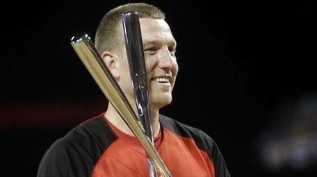 The National League's Todd Frazier, of the Cincinnati
