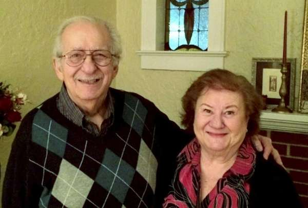 Victor and Cecelia DeLuso of Merrick celebrated their