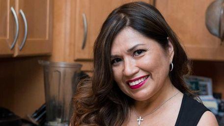 Nancy Campos of Northport loves to make tiradito,