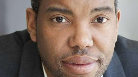 Ta-Nehisi Coates, author of