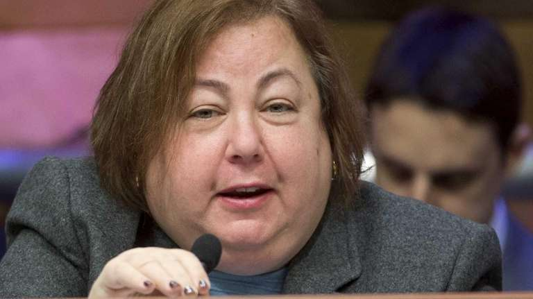 Sen. Liz Krueger (D-Manhattan) is part of a