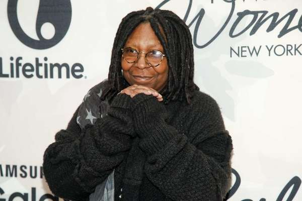 Whoopi Goldberg, seen at an event in Manhattan