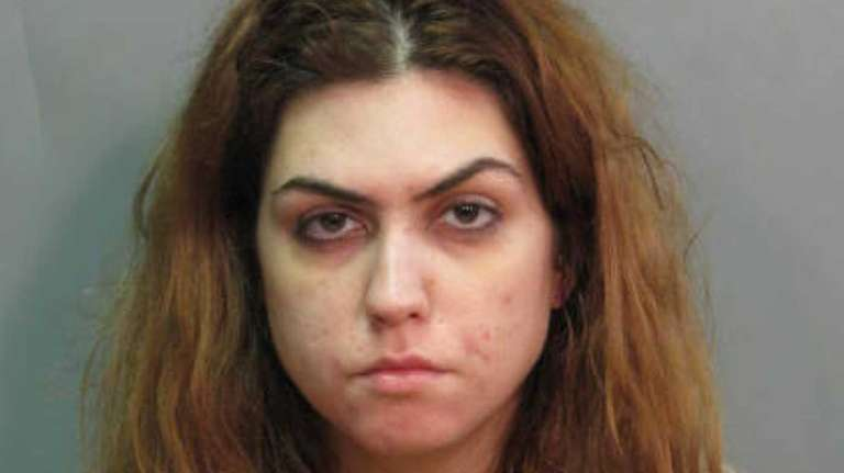 Laura Cachell, 32, of Syosset, was arrested by