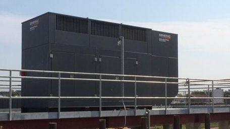 The generator in Long Beach.