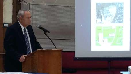Zoning attorney Vincent J. Trimarco Sr., at the