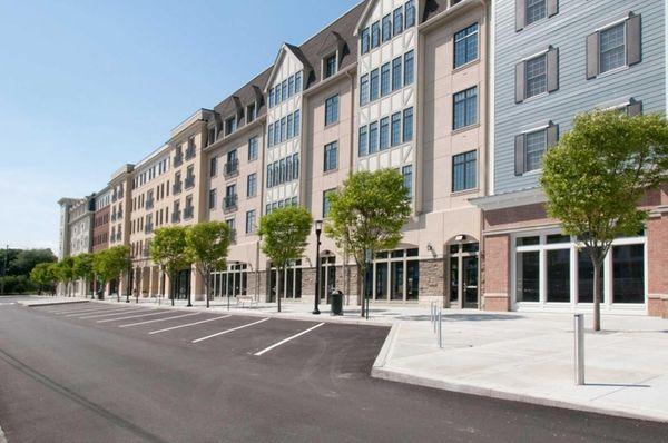Wyandanch Village, a new 91-unit apartment complex