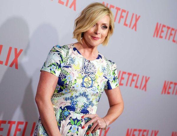 Jane Krakowski arrives at Netflix's