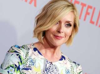 Jane Krakowski arrives at Netflix's
