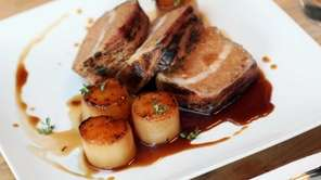 The four-meat terrine at Artaux Fine Foods in