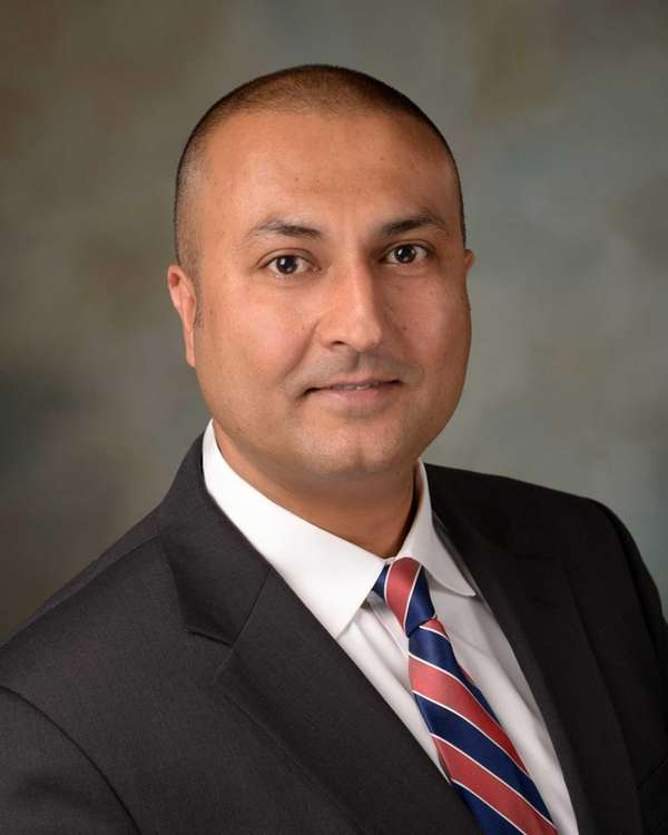Sandeep Sandhu of North Bellmore has joined Daniel