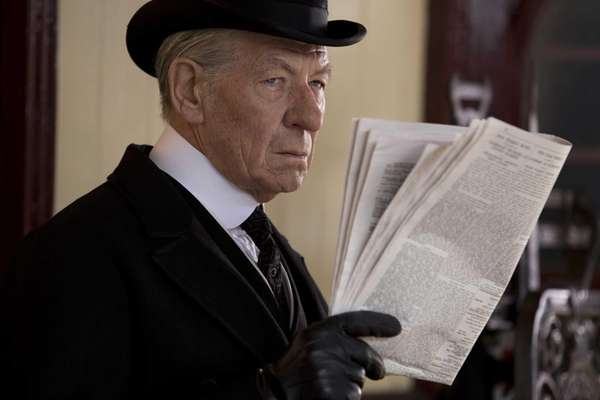 Sir Ian McKellen stars in