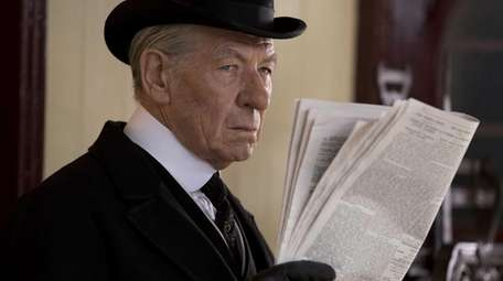 Sir Ian McKellen stars in