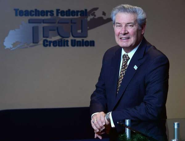 Robert G. Allen, president and CEO of Teachers