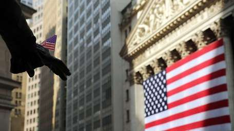 The New York Stock Exchange on July 6,