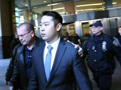 A Brooklyn grand jury decided to indict rookie