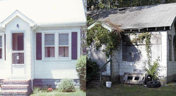 The home of Patrick Killen in Mastic Beach