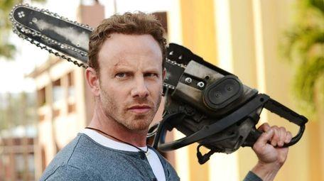 Ian Ziering as Fin Shepard in