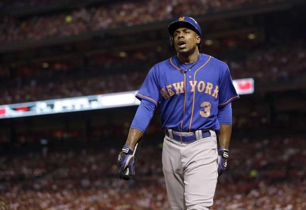 The Mets' Curtis Granderson heads back to the